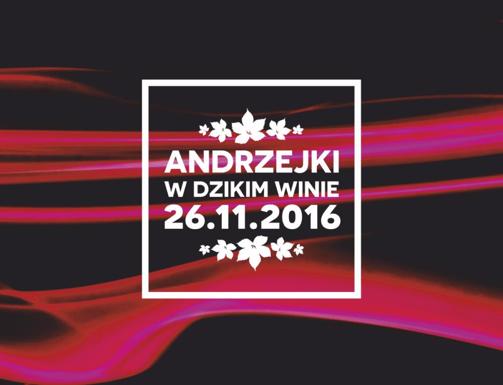 Andrzejki w Dzikim Winie 26.11.2016