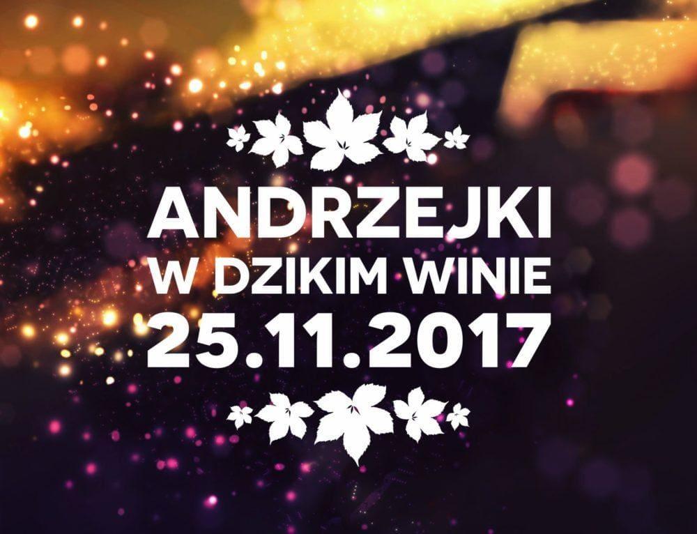 Andrzejki w Dzikim Winie