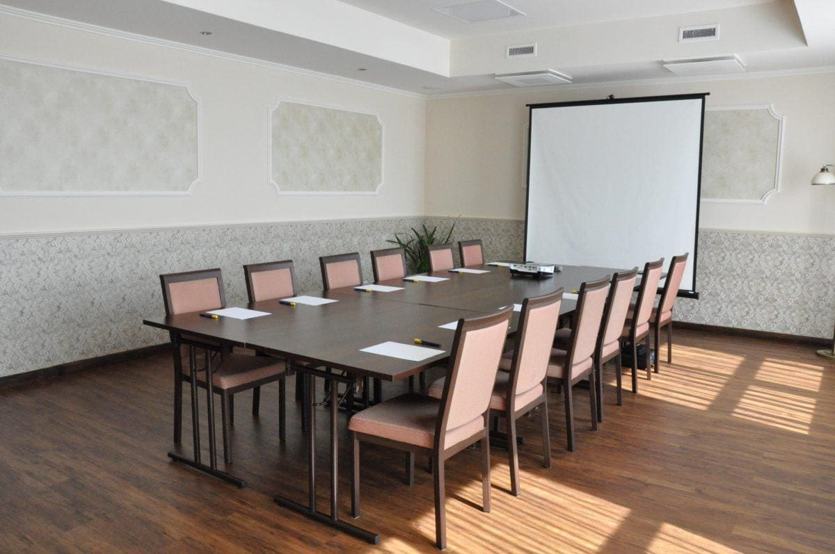 Sala konferencyjno-szkoleniowa - Dzikie Wino