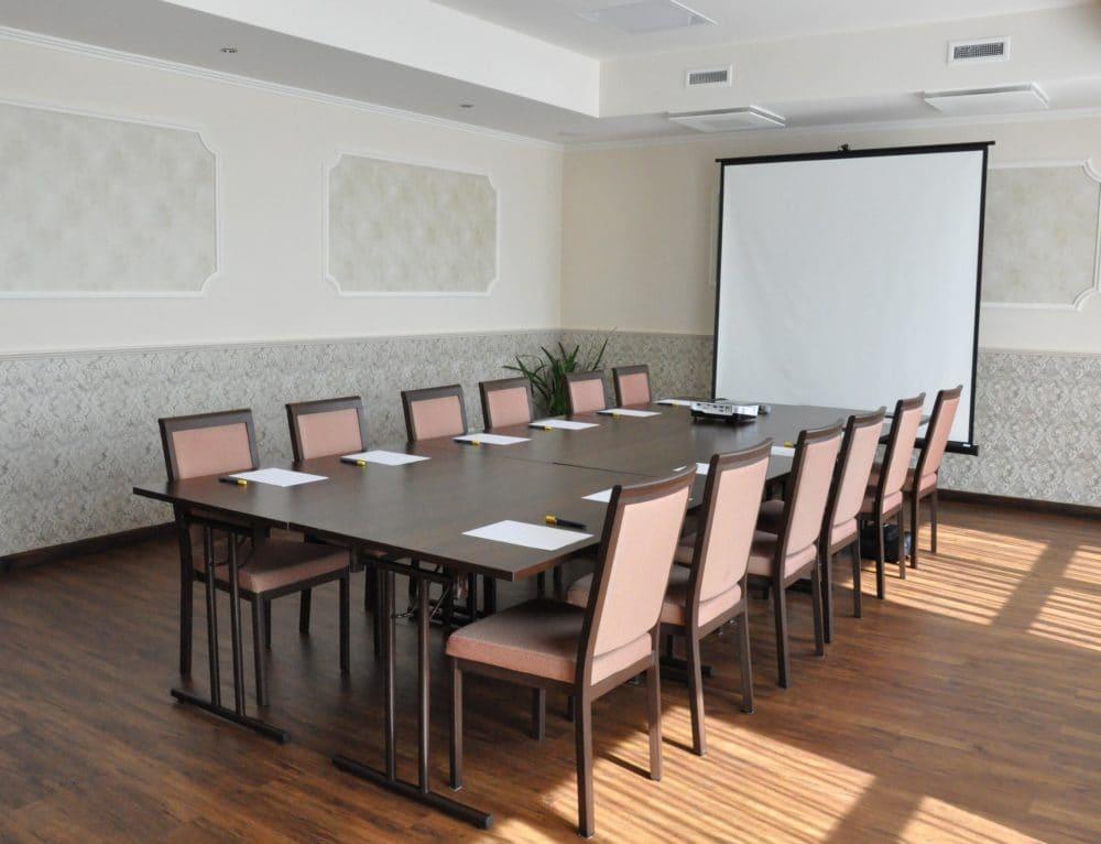 Hotel jako centrum konferencyjno-szkoleniowe