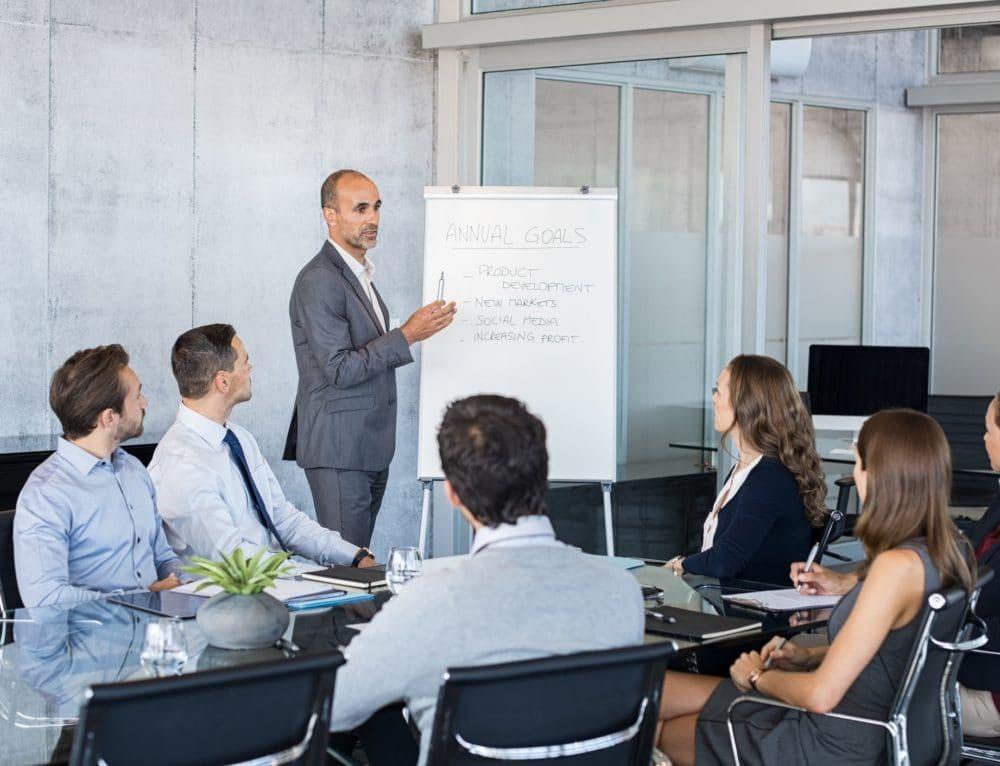 Jak zorganizować udane szkolenie firmowe?