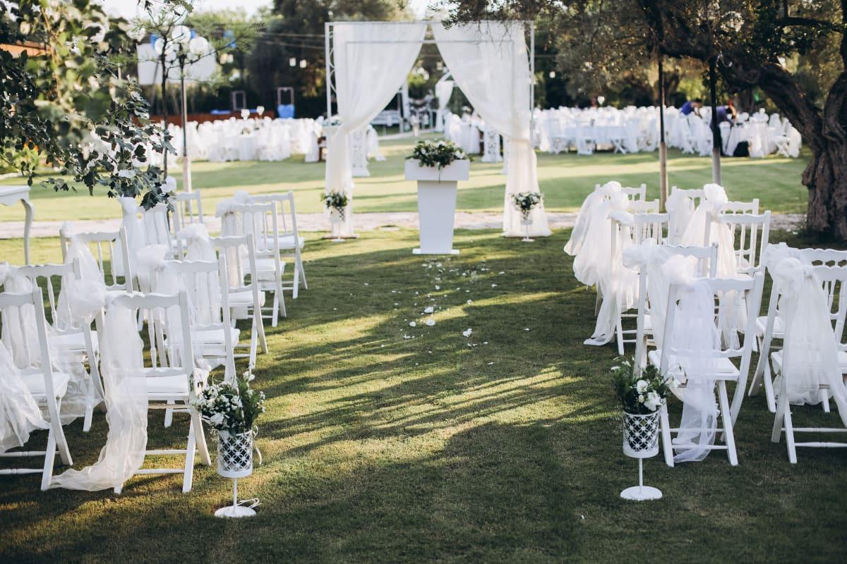 wesele na świeżym powietrzu okolice łodzi
