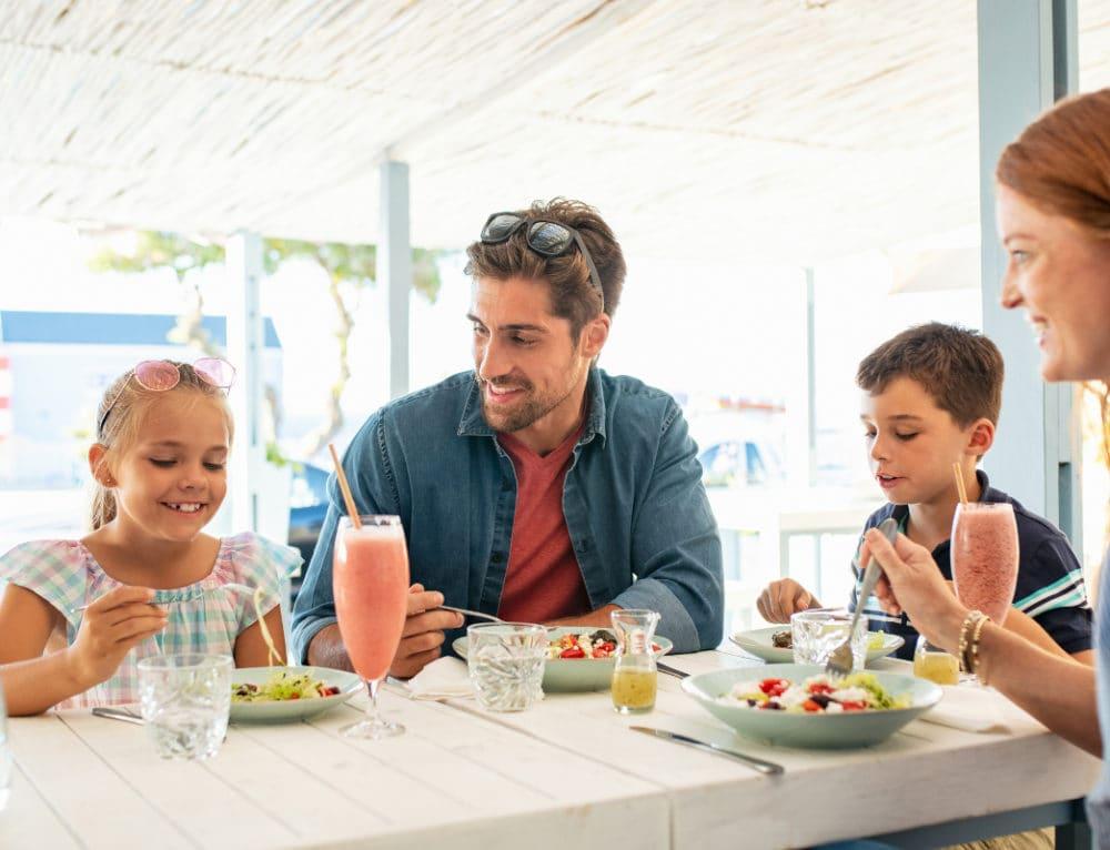 Z myślą o niejadkach. Dania restauracyjne idealne dla dzieci