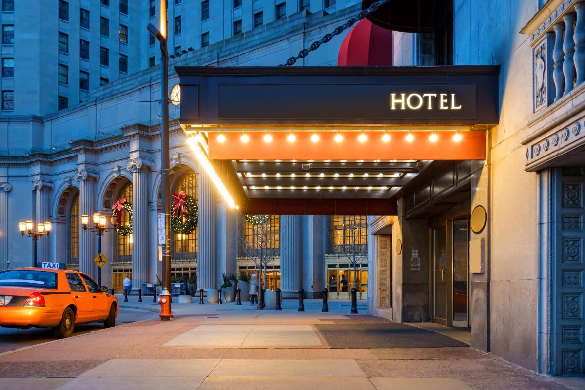 hotel łask