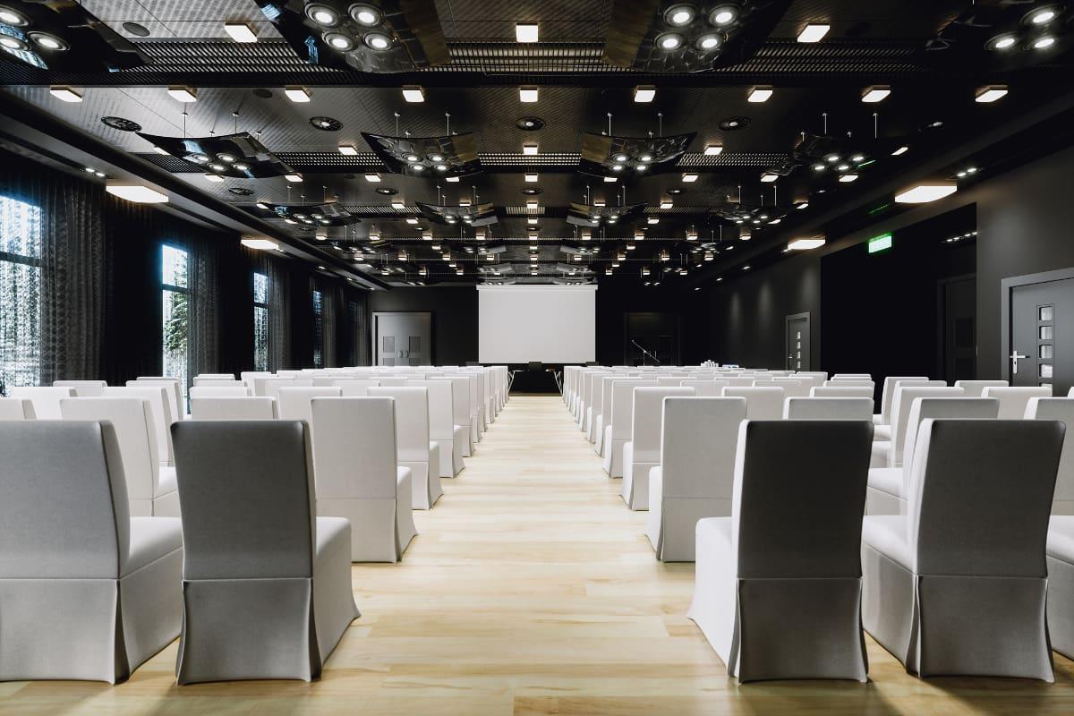 sala konferencyjna łask